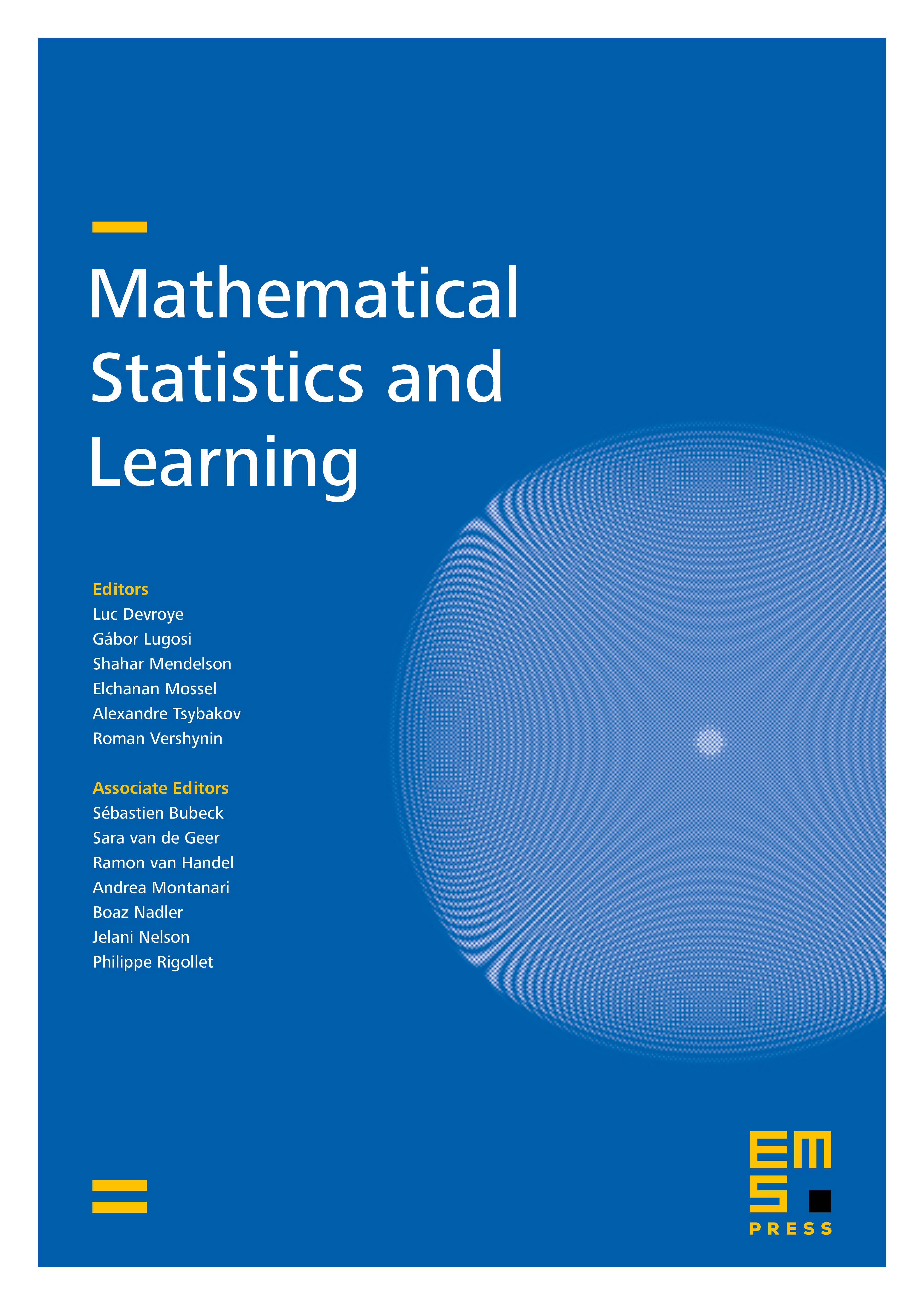 Math. Stat. Learn. cover